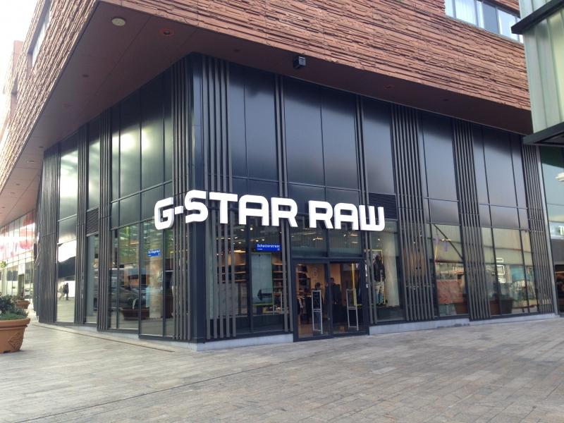 Buijs bouw winkels for Exterieur winkel
